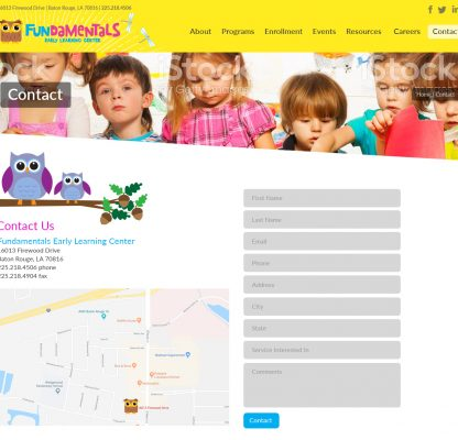 Fundamentals Early Learning Center - Baton Rouge