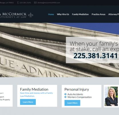McCormick Attorney at Law