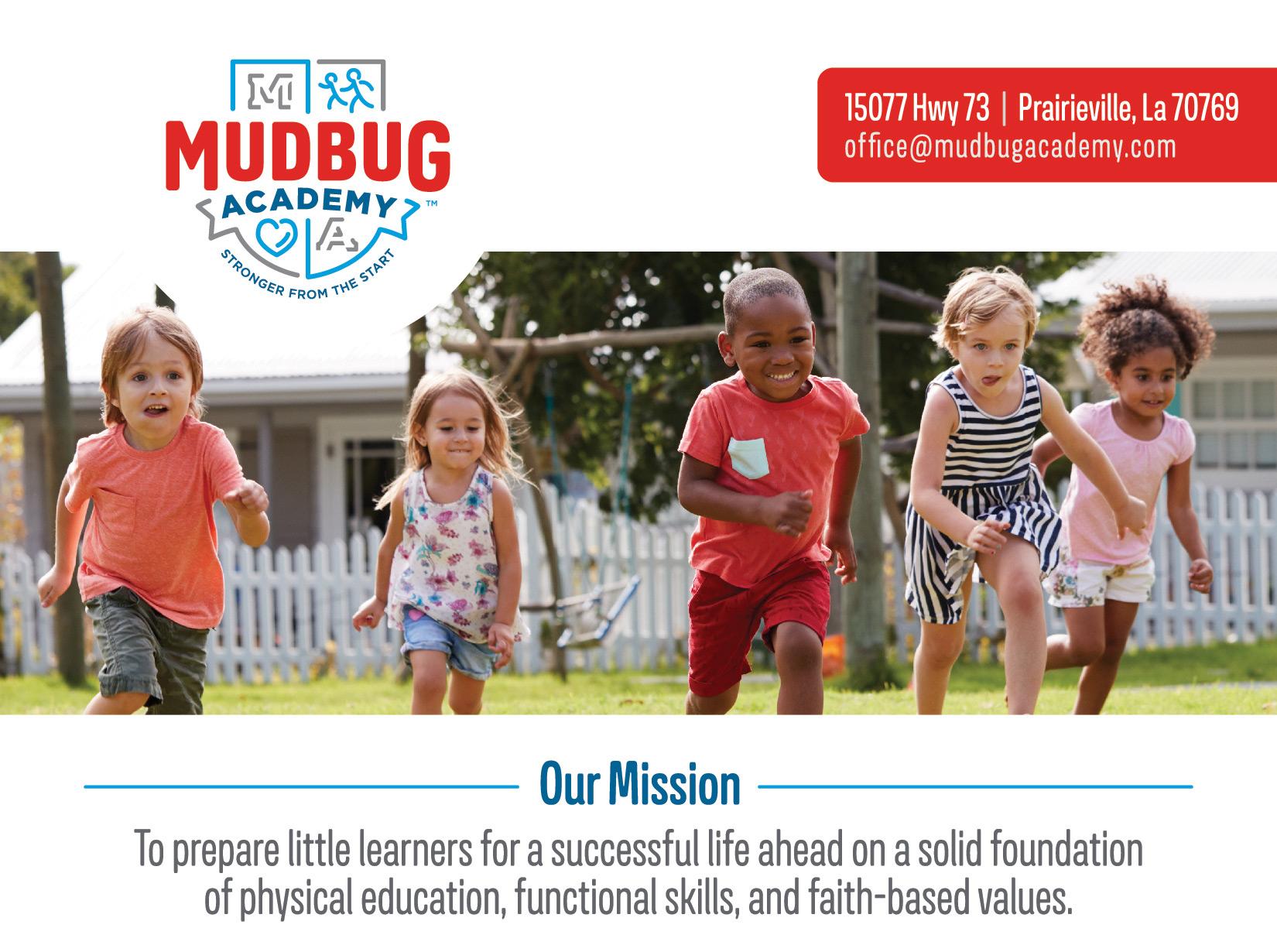 Mudbug Academy