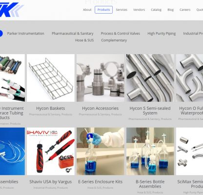 TEK Stainless Piping Products