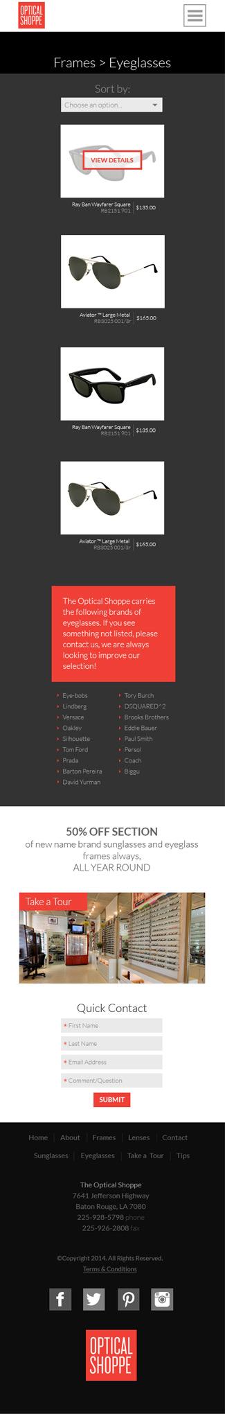 Gatorworks - Optical Shoppe